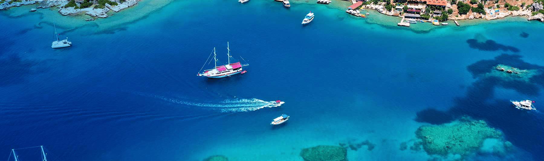 Szukasz powodów, aby przylecieć do Antalyi? Znamy ich wiele!